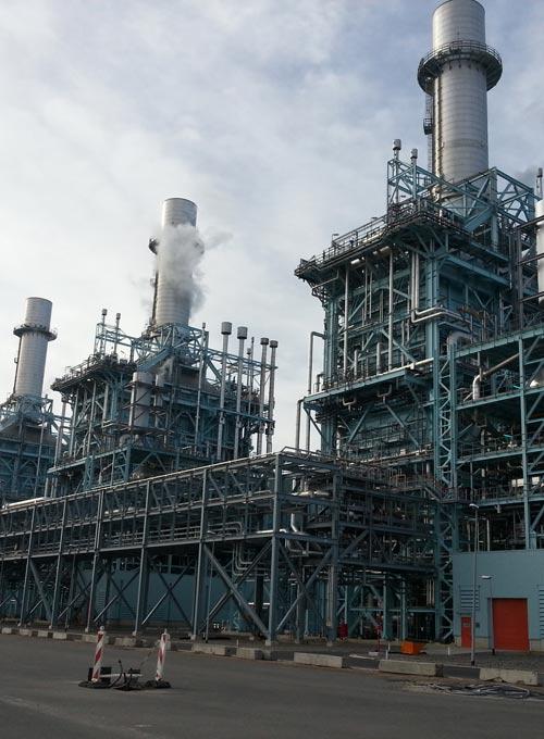 Korrosionsschutz am Stahlbau