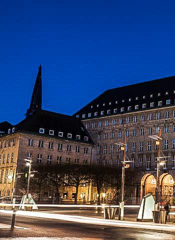 Dacharbeiten in Dortmund durch Industriekletterer