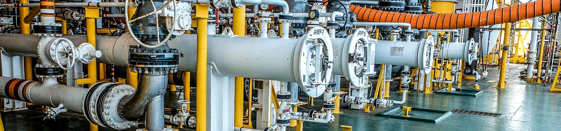 Instandsetzung von Industrieanlagen - IBE Industrieservice