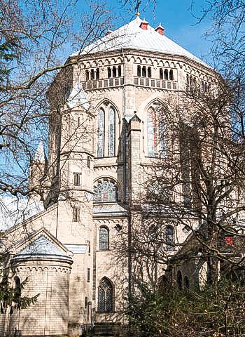 Köln -Instandsetzung einer Fassade unter Denkmalschutz