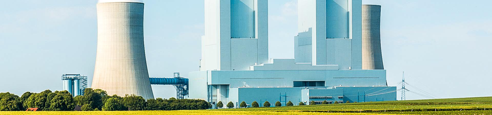 Kohlekraftwerke - IBE Industrieservice