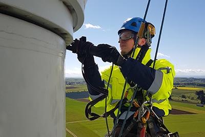 korrosionsschutz bei windkraftanlagen
